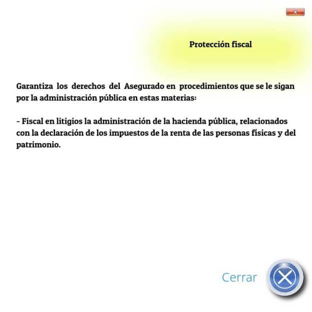 Protección fiscal